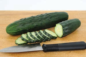 Tennessee Urban Farm | Cucumber, Traditional Slicing