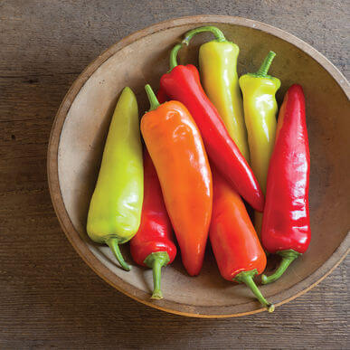 Tennessee Urban Farm | Peppers Hungarian Hot